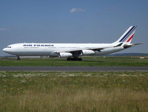 Airbus A340-313X Air France