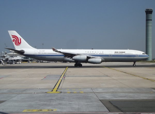 Airbus A340-313X Air China