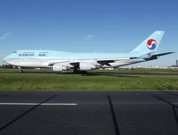 Boeing 747-4B5 Korean Air