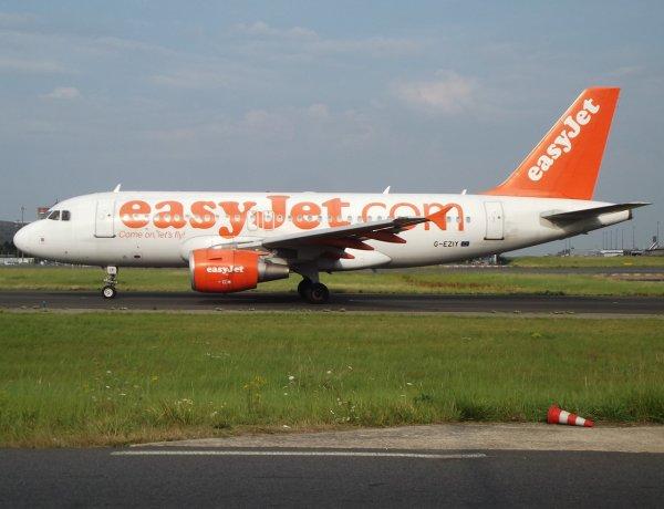 Airbus A319-111 EasyJet (U2[Code AITA EasyJet])