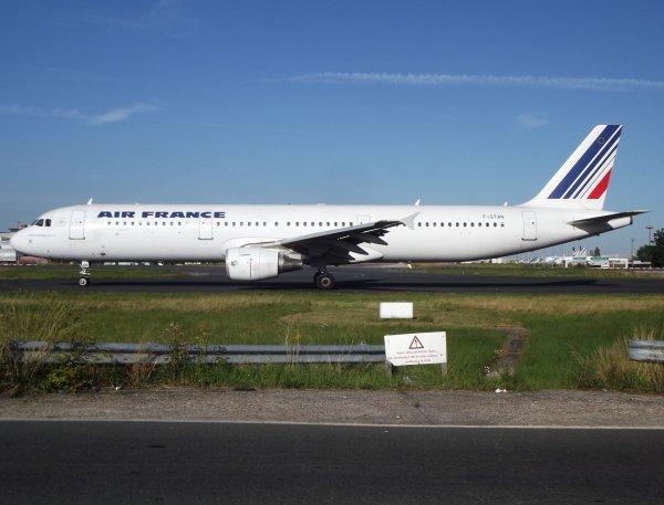 Airbus A320-212 Air France (AF)