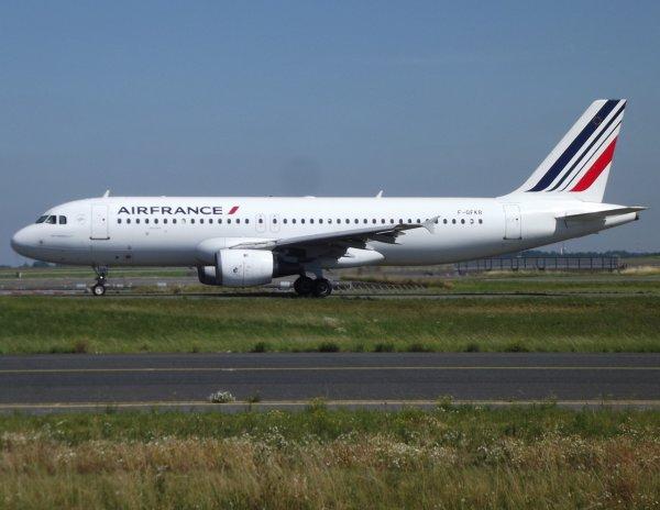 Airbus A320-211 Air France (AF)