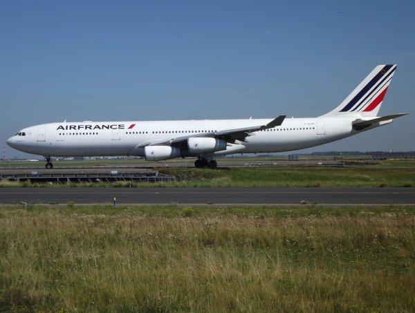 Airbus A340-313X Air France (AF)