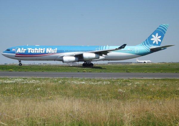 Airbus A340-313X Air Tahiti Nui (TN)