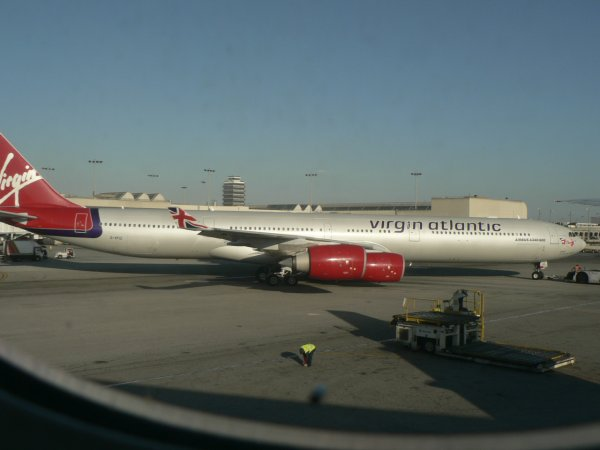 Airbus A340-300 Virgin Atlantic