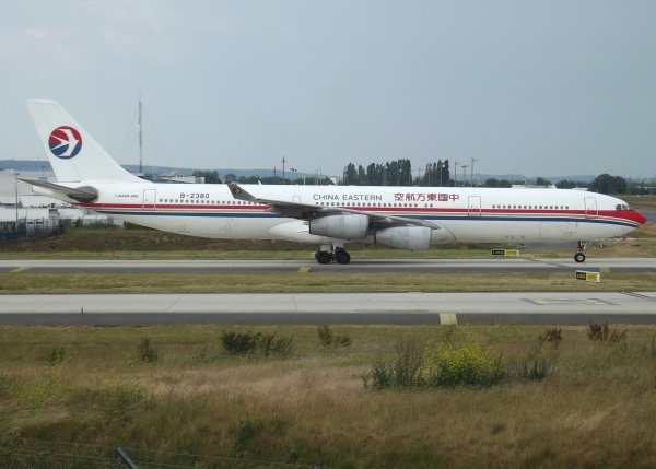 Airbus A340-313X China Eastern Airlines