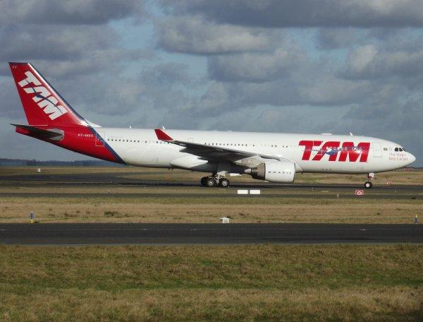 Airbus A330-223 TAM Linhas Aéras