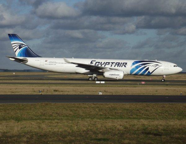Airbus A330-343X Egyptair