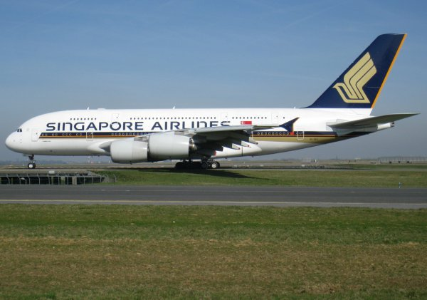 Airbus A380-861 Singapore Airlines