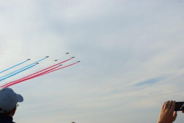 Alpha Jets Patrouille de France (Partie 3)