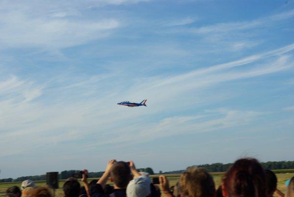 Alpha Jets Patrouille de France (Partie 1)