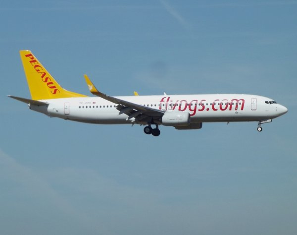 Boeing 737-82R/W FlyPgs - Pegasus Airlines