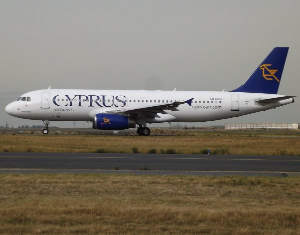 Airbus A320-232 Cyprus Airways