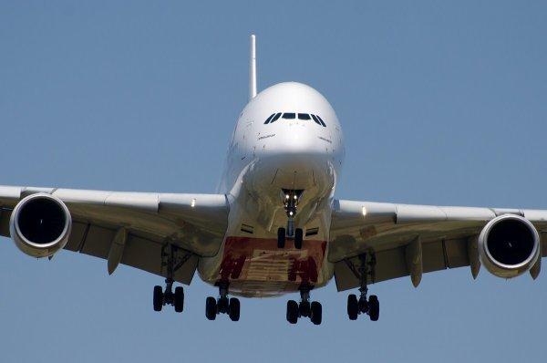 Airbus A380-841 Emirates