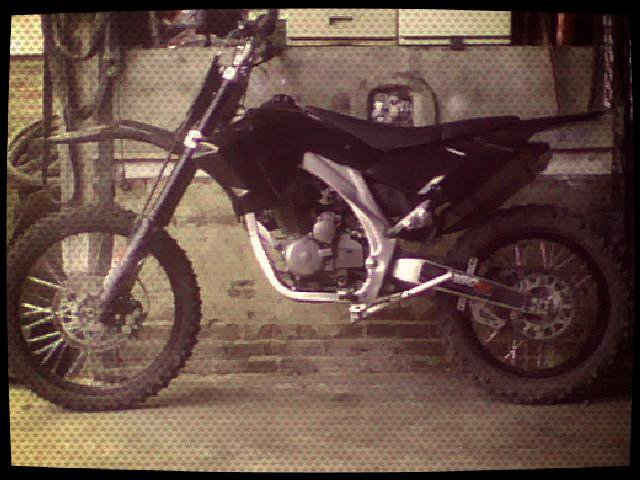 Ma 250cc cross