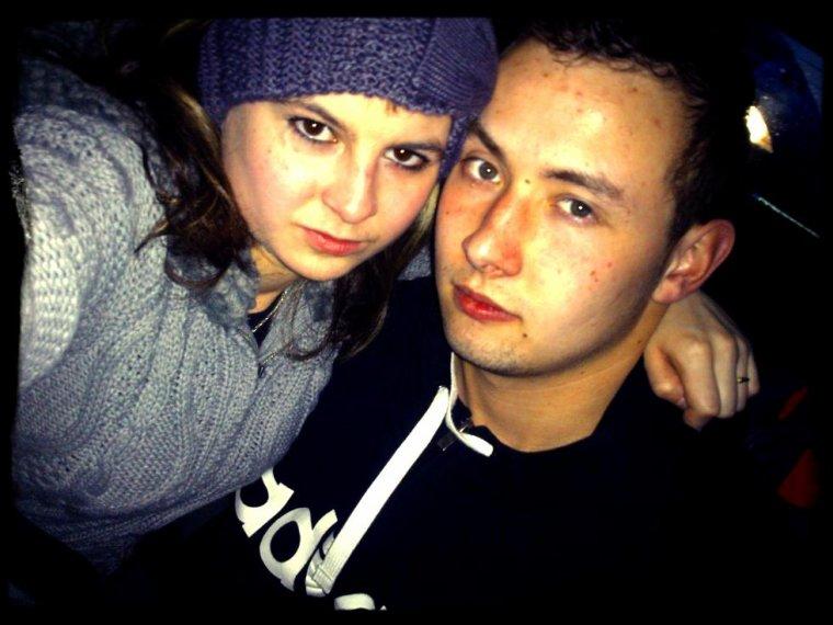 Ma femme d'amour et moi