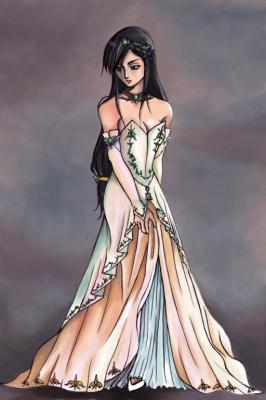 Princesse Grenat (Dagga)