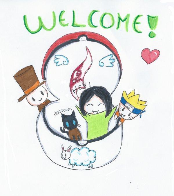 Bienvenuuuueee /o/