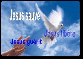 JESUS EST SEIGNEUR