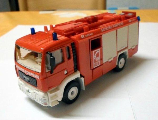 ma passion les miniatures de pompiers