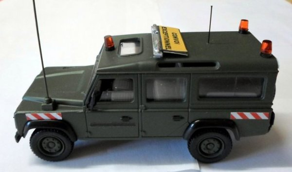rétro ma passion les miniatures militaire 2éme parti les véhicules léger les véhicules convoi exceptionnel