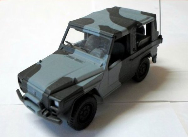 rétro ma passion les miniatures militaire 3éme parti les véhicules du centac