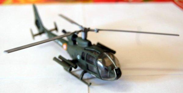 rétro ma passion les miniatures militaire 6éme parti les appareils aériens les hélicoptères