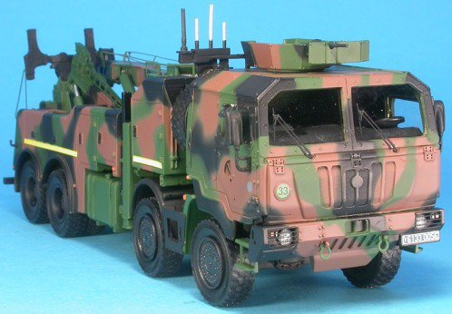 Iveco PPLD dépannage au 1/48 (Master Fighter)