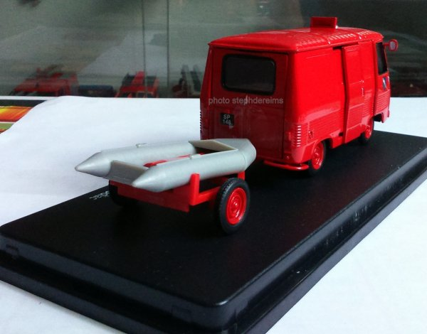 ma passion les miniatures pompiers