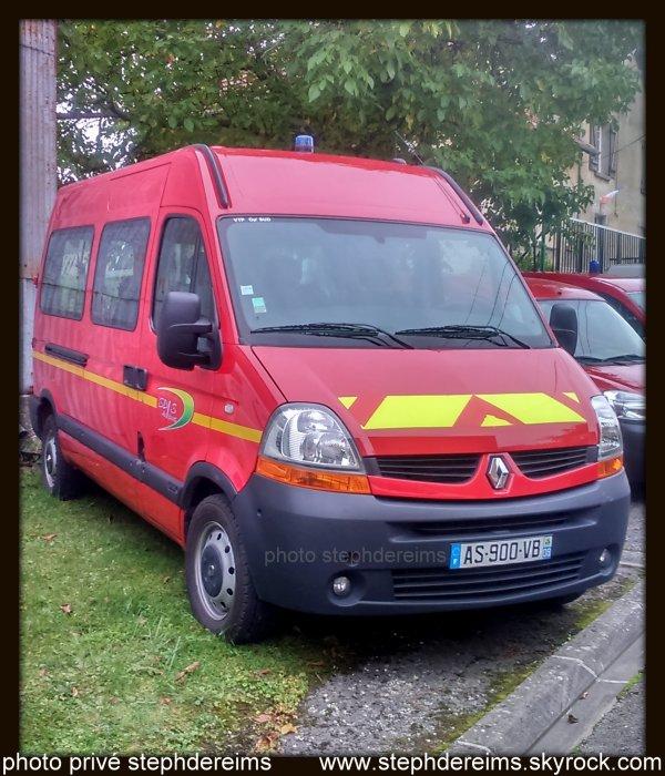 congrès des sapeurs-pompiers des Ardennes Monthois 2017