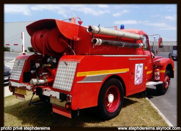 JPO 40 ans des sapeurs-pompiers de Muizon 16.06.18