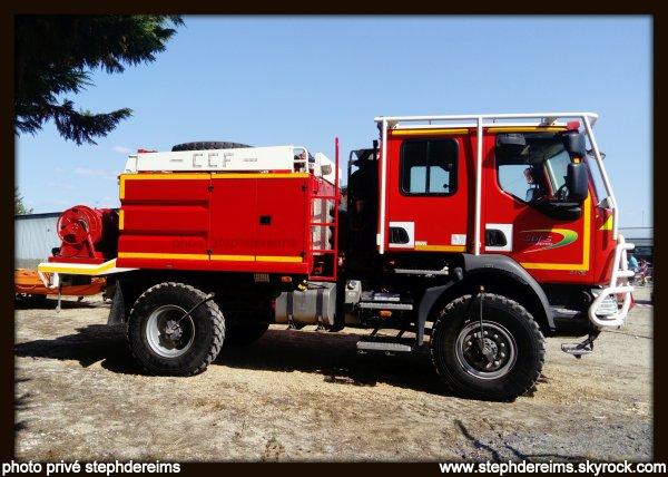 porte ouverte des sapeurs-pompiers Asfeld 08 1.09.2018