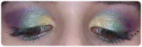 Maquillage de Pâques ! (: