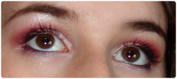 Maquillage de Saint-Valentin (:
