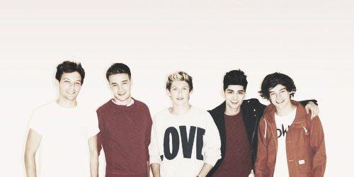 Mon amour pour les One Direction est plus grand que les mains d'Harry, plus gros que le coeur de Liam, plus immense que l'appétit de Niall, plus important que l'égo de Zayn, plus magnifique que la voix de Louis.
