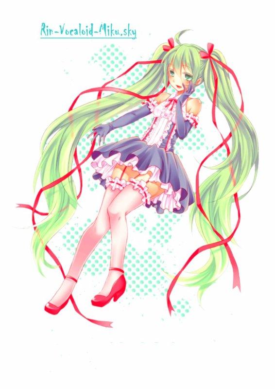 Vocaloid Hatsune Miku / Kocchi Muite Baby ~ Hatsune Miku (2010)
