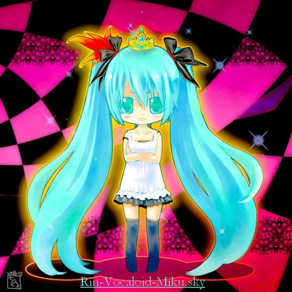 World is mine / World is mine ~ Hatsune Miku (2010)