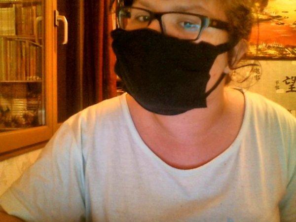 Mon masque ♥♥
