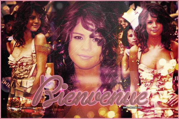 Bienvenue sur ton blog Bazard sur Selena Gomez  ! ♥