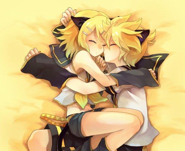 Encore moi et Rin  ^^