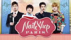 Nail shop paris !