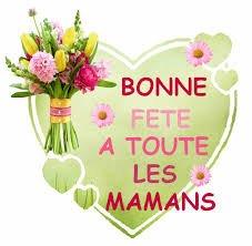 Demain c'est la fête des mères !
