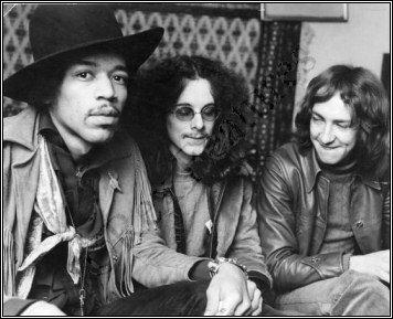 Jimi Hendrix - 1942-1970