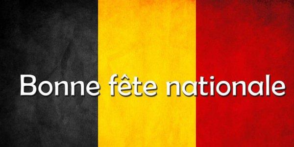 La fête des Belges