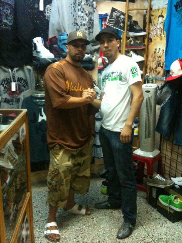 ichrif tribak and my brother muslim