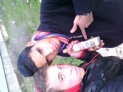 I m drinking red label with my best friend , yeah why stop now I can have everything