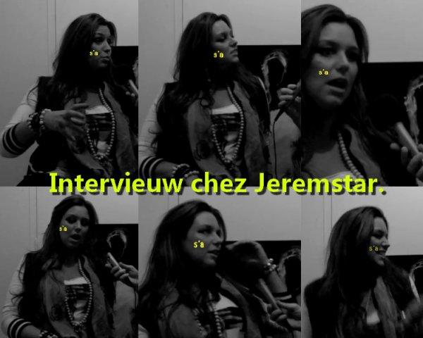 - 6ème twitcam + intervieuw chez Jeremstar + nouvelles photos twitter.