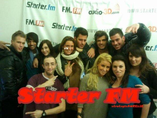 - Starter fm + Xlium Charleroi + Webreal TV.