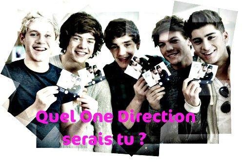 Quizz Quel One Direction serais tu ?