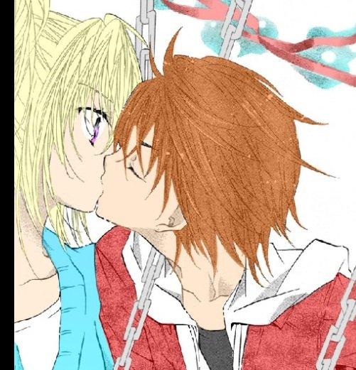 Quelques embrassades